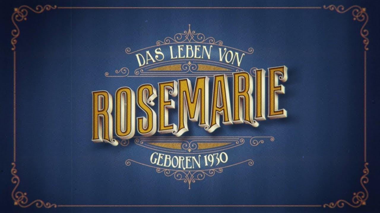 Langzeitpflege: Das bewegte Leben der Rosemarie